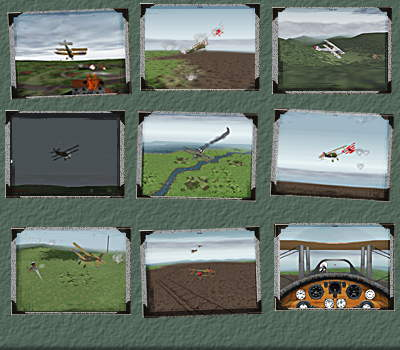 Red Baron 3D Screenshots