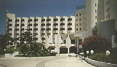Hotel Kheops in Nabeul